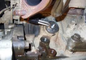 Установка систем предварительного подогрева двигателя и салона